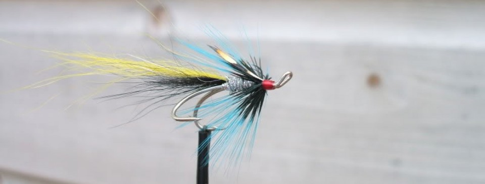 Lochy Shrimp Silver Salar Double